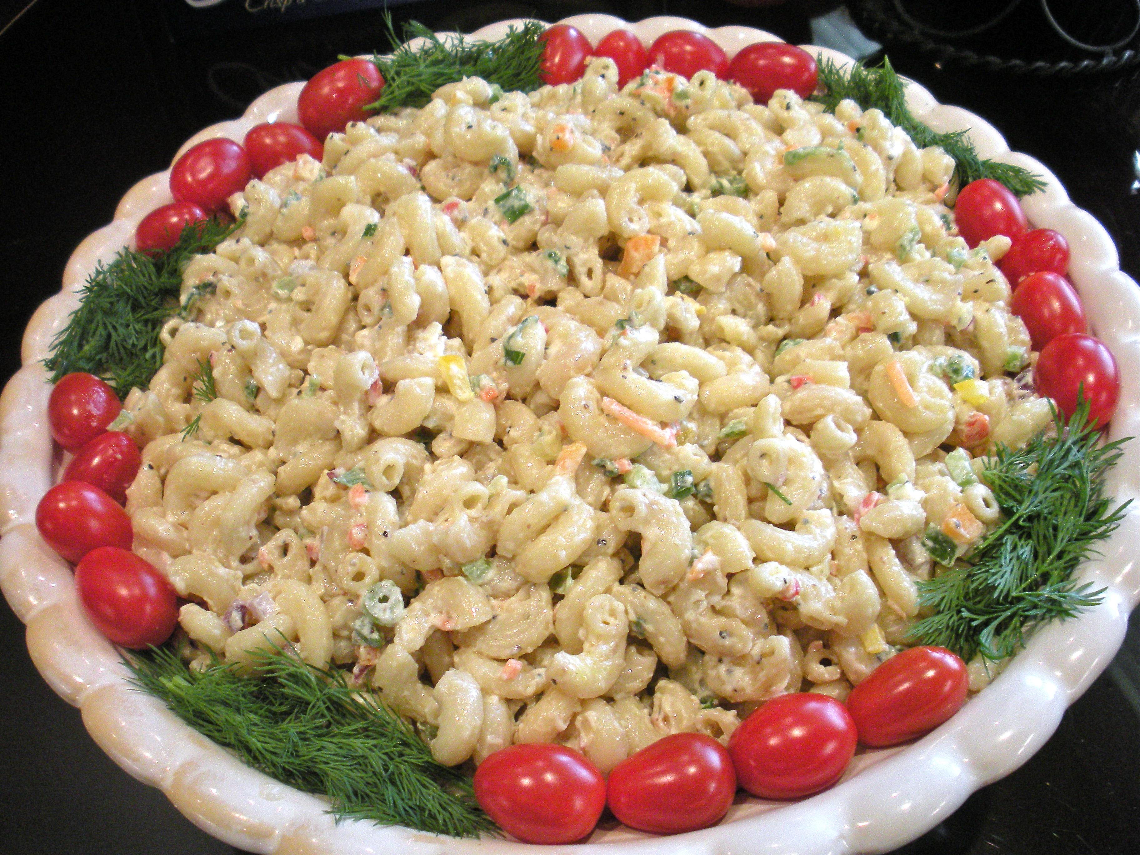 Magic Macaroni Salad | Fork Tender